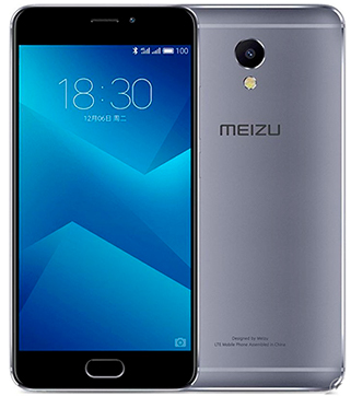 Смартфон Meizu M5  16Gb Space Gray